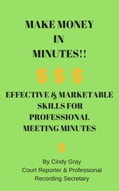 Make Money in Minutes | Cindy Gray |
