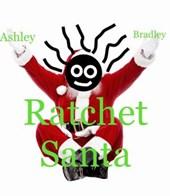 Ratchet Santa