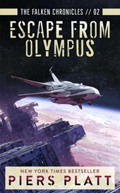 Escape from Olympus (The Falken Chronicles, #2)
