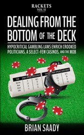 Dealing From the Bottom of the Deck: Hypocritical Gambling Laws Enrich Crooked Politicians, a Select-Few Casinos, and the Mob (Rackets, #2)