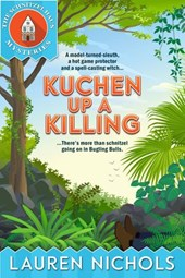 Kuchen up a Killing (The Schnitzel Haus Mysteries, #1)