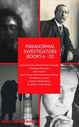Paranormal Investigators The Collection Books 6 - 10 | rodney cannon ; Leo Hardy |