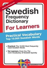 Swedish Frequency Dictionary for Learners - Practical Vocabulary - Top 10.000 Swedish Words | MostUsedWords |
