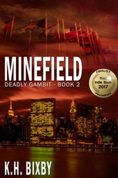 Minefield (Deadly Gambit, #2)