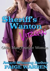 Sheriff's Wanton Virgin (Claiming the Virgin, #1) | Paige Warren |
