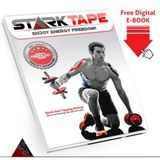 How to Apply StarkTape Kinesiology Tape.  Best Kinesiology Taping Techniques | Amelia Evans |
