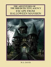 The Adventures of The DRB Detective Agency Escape From Halloween Mansion