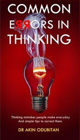 Common Errors in Thinking | Akin Odubitan |