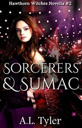 Sorcerers & Sumac (Hawthorn Witches, #2) | A.L. Tyler |