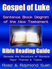 Gospel of Luke  - Sentence Block Diagram Method of the New Testament (Bible Reading Guide)