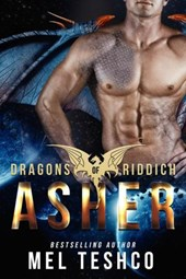 Asher (Dragons of Riddich, #2)