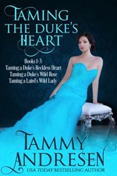 Taming the Duke's Heart (Taming the Duke's Heart Books 1-3)