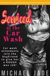 Serviced at the Car Wash