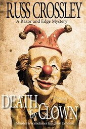 Death by Clown (The Razor and Edge Mysteries, #4)