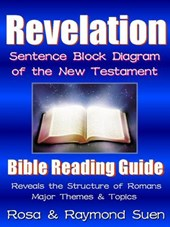 Book of Revelation - Sentence Block Diagram Method of the New Testament (Bible Reading Guide)