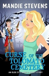 Curse of the Tolomato Cemetery (Olde City Angels, #3) | Mandie Stevens |