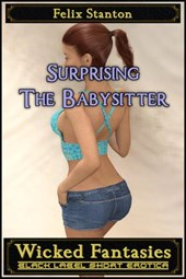 Surprising The Babysitter