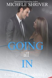Going all In (Men of the Ice, #8)