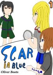 Scar In Blue
