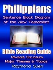 Philippians - Sentence Block Diagram Method (Bible Reading Guide, #3)