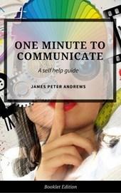 One Minute to Communicate (Self Help)