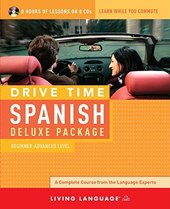 Drive Time Spanish Deluxe Package