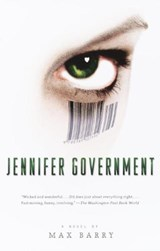 Jennifer Government | Max Barry |