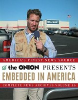 The Onion Presents Embedded In America | Carol Kolb |