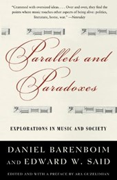 Parallels and Paradoxes | Said, Edward W. ; Barenboim, Daniel |