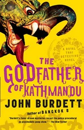 The Godfather of Kathmandu | John Burdett |