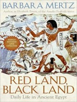 Red Land, Black Land | Barbara Mertz |