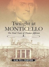 Twilight at Monticello | Alan Pell Crawford |