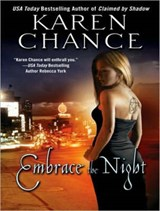 Embrace the Night | Karen Chance |