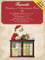 Favorite Stories of Christmas Past [With eBook] | Louisa May Alcott |