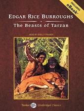 The Beasts of Tarzan, with eBook