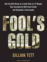 Fool's Gold | Gillian Tett |