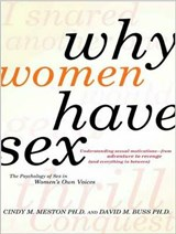 Why Women Have Sex | David M. Buss |