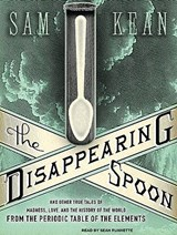 The Disappearing Spoon | Sam Kean |