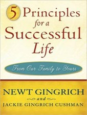 5 Principles for a Successful Life | Jackie Gingrich Cushman |