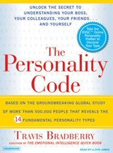 The Personality Code | Bradberry, Travis, Ph.D. |