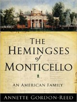 The Hemingses of Monticello | Annette Gordon-Reed |