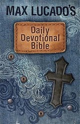 Max Lucado's Daily Devotional Bible | LUCADO,  Max |