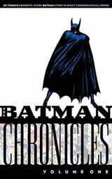 Batman Chronicles | Bill Finger |