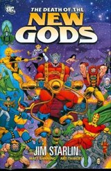 The Death of the New Gods | Jim Starlin |