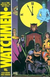 Watchmen | Alan Moore & Dave Gibbons |