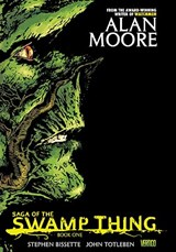 Saga of the swamp thing (01) | Alan Moore |