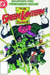Tales of the Green Lantern Corps, Volume