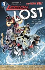 Legion Lost | Nicieza, Fabian; DeFalco, Tom |