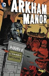Arkham Manor | Gerry Duggan |