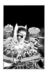 America Vs. the Justice Society | Roy Thomas |